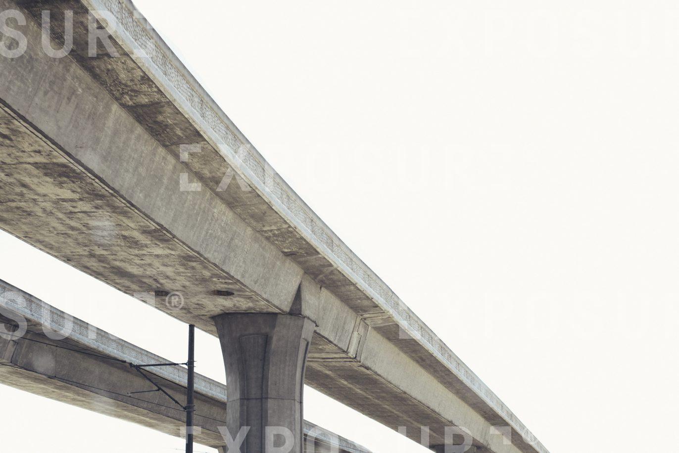 Concrete highway