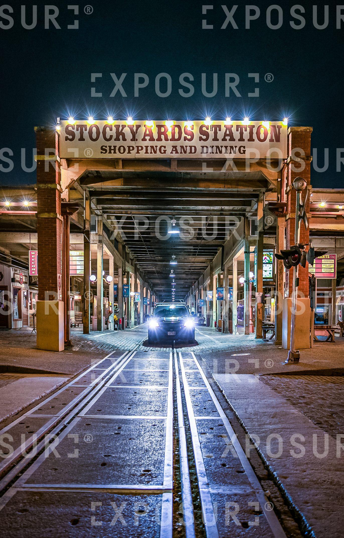 Stockyards Station