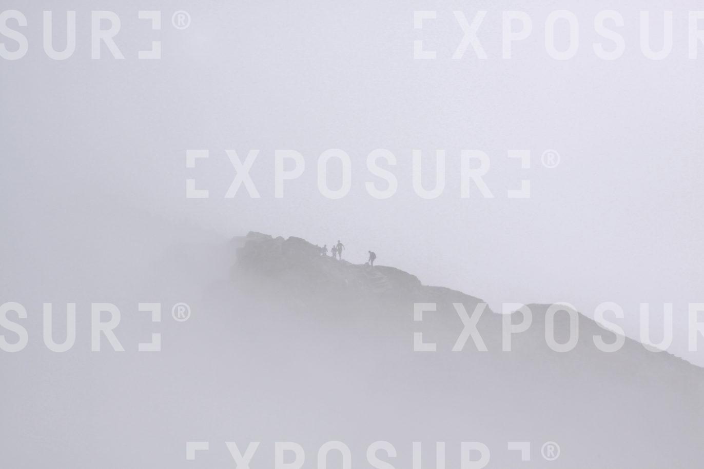 Top of Mount Snowden