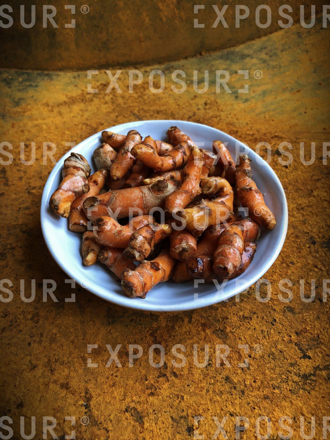 Turmeric root