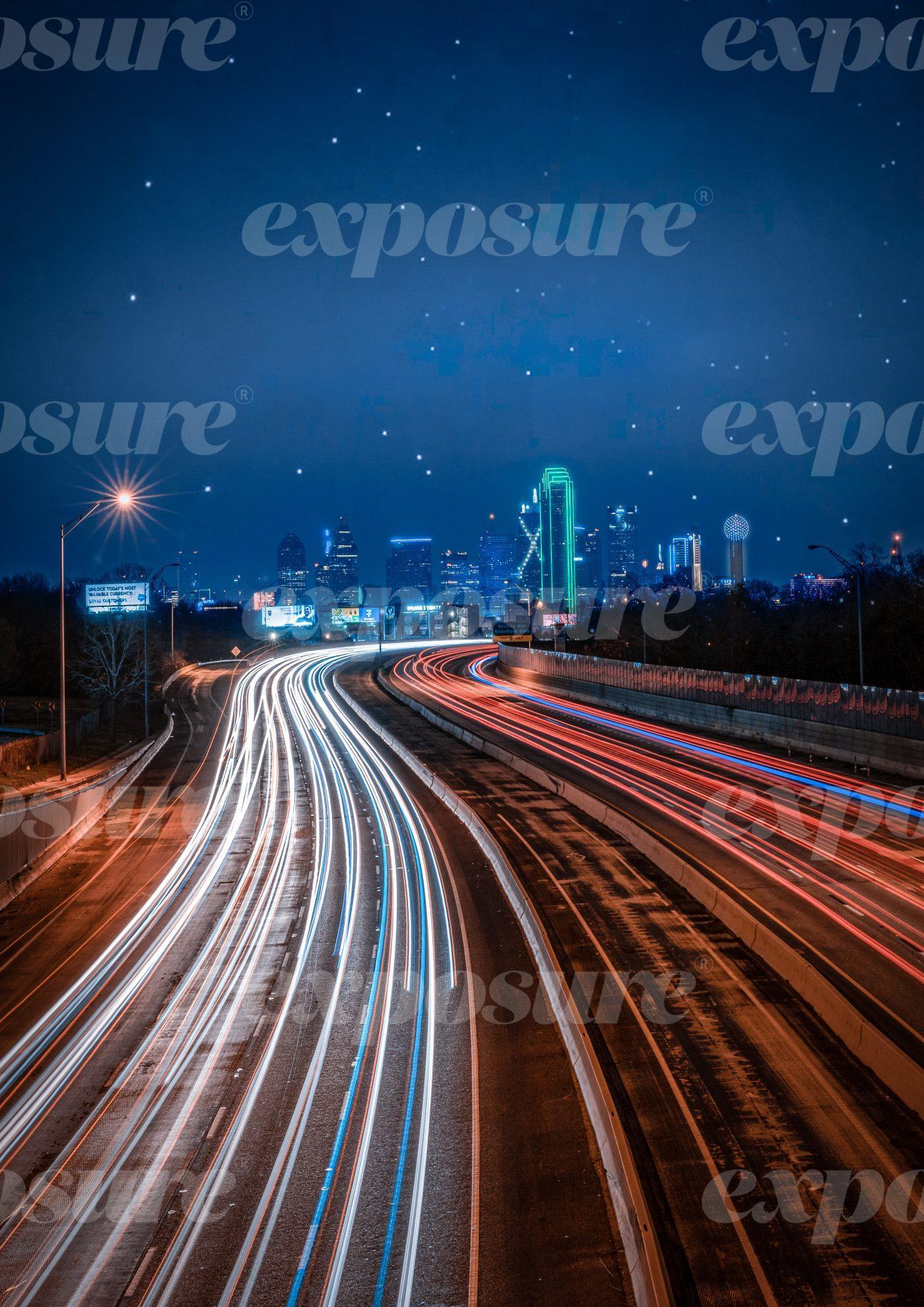 Texas night shot